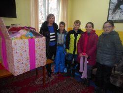 8. Darčeky od detí zo ZŠ Batizovce