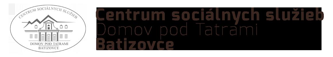 Centrum sociálnych služieb Domov pod Tatrami